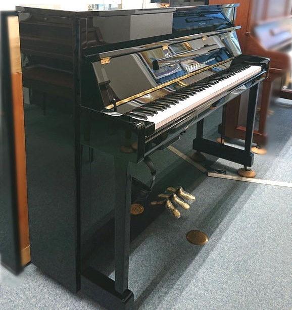 ヤマハ新品最もコンパクトなサイレントピアノ